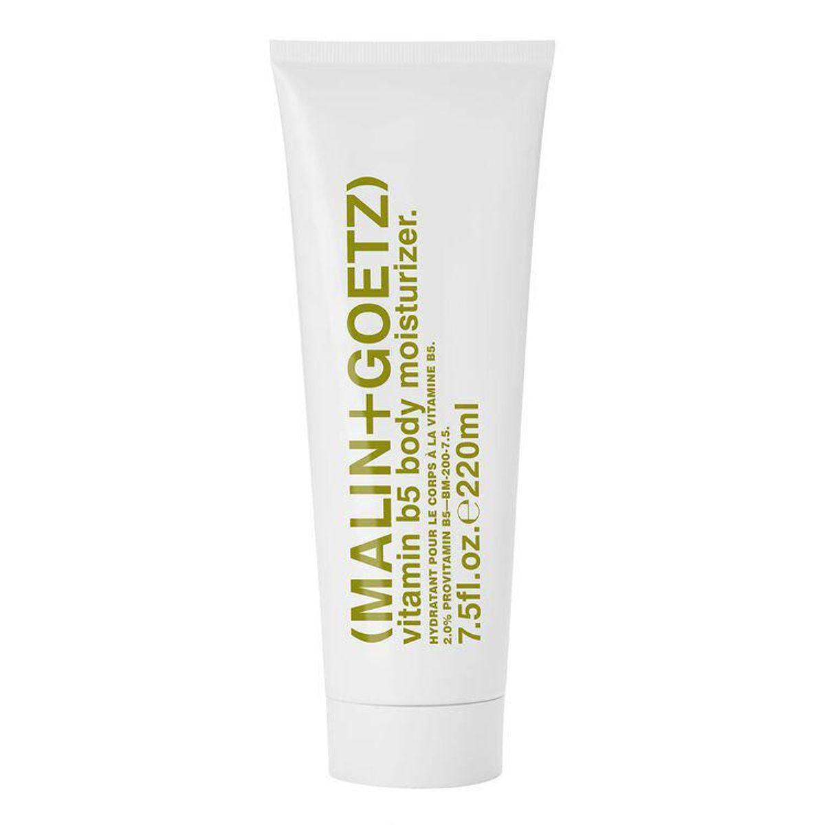 malin and goetz vitamin b5 body moisturizer