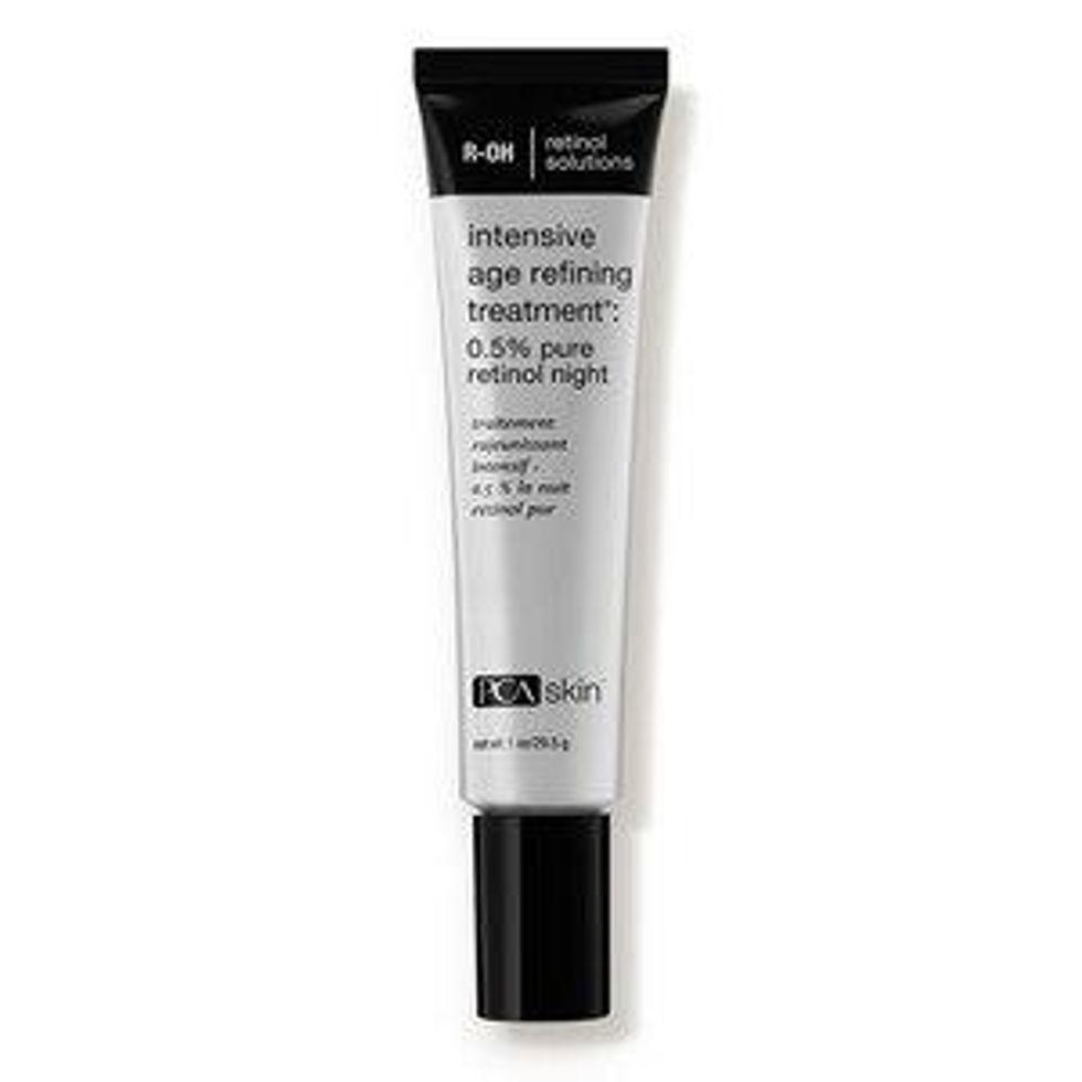 pca skin intensive age refining treatment 0.5 percent pure retinol night