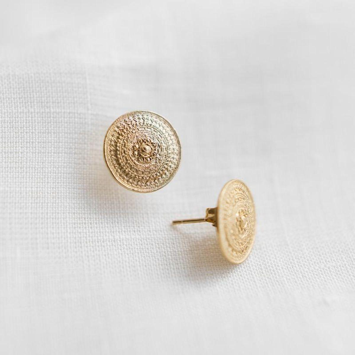 agape ulysse earrings