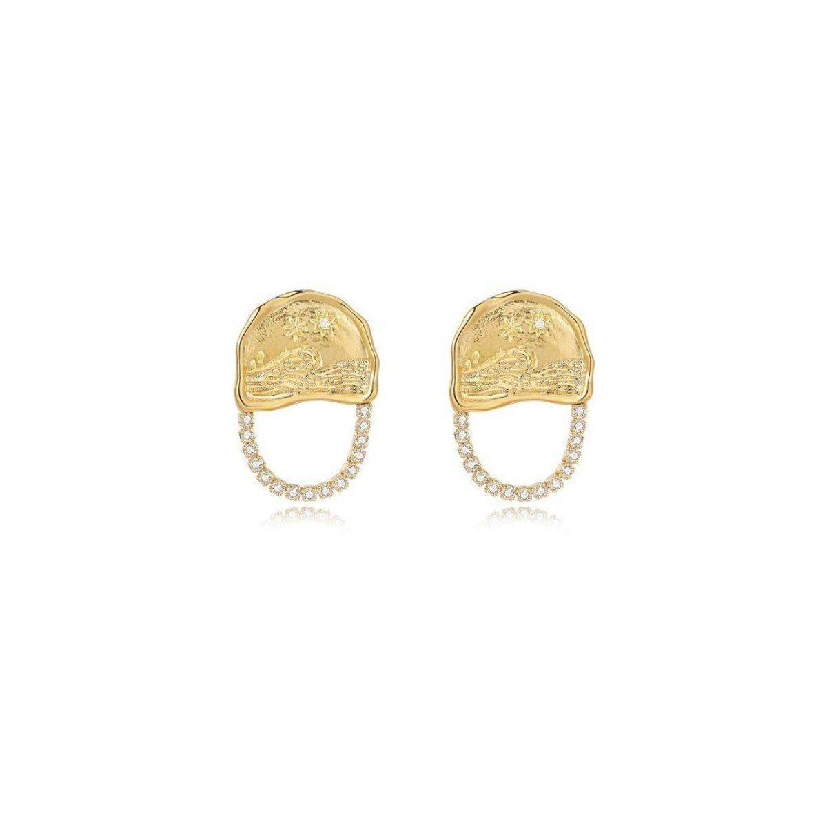 fedoma story earrings