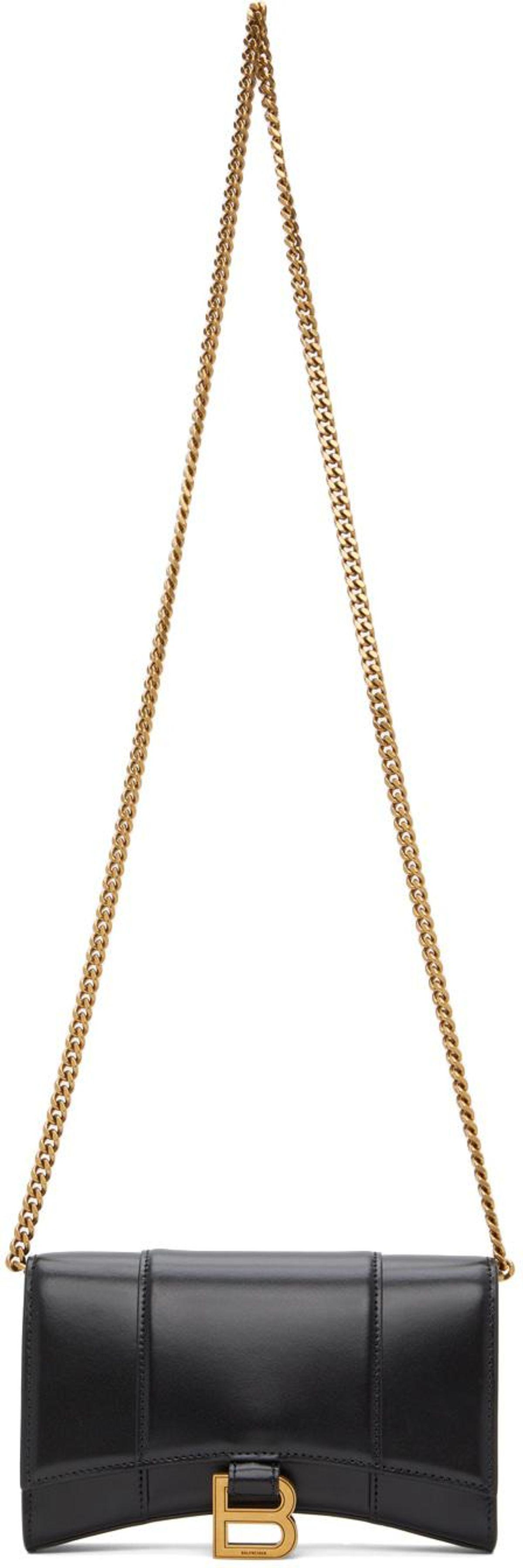 Mini Hourglass Wallet on Chain
