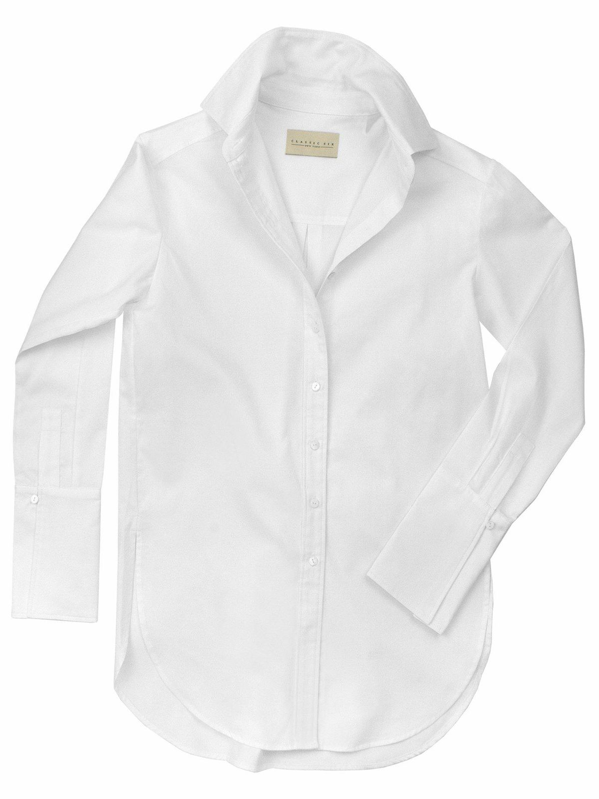classic six donna button down shirt