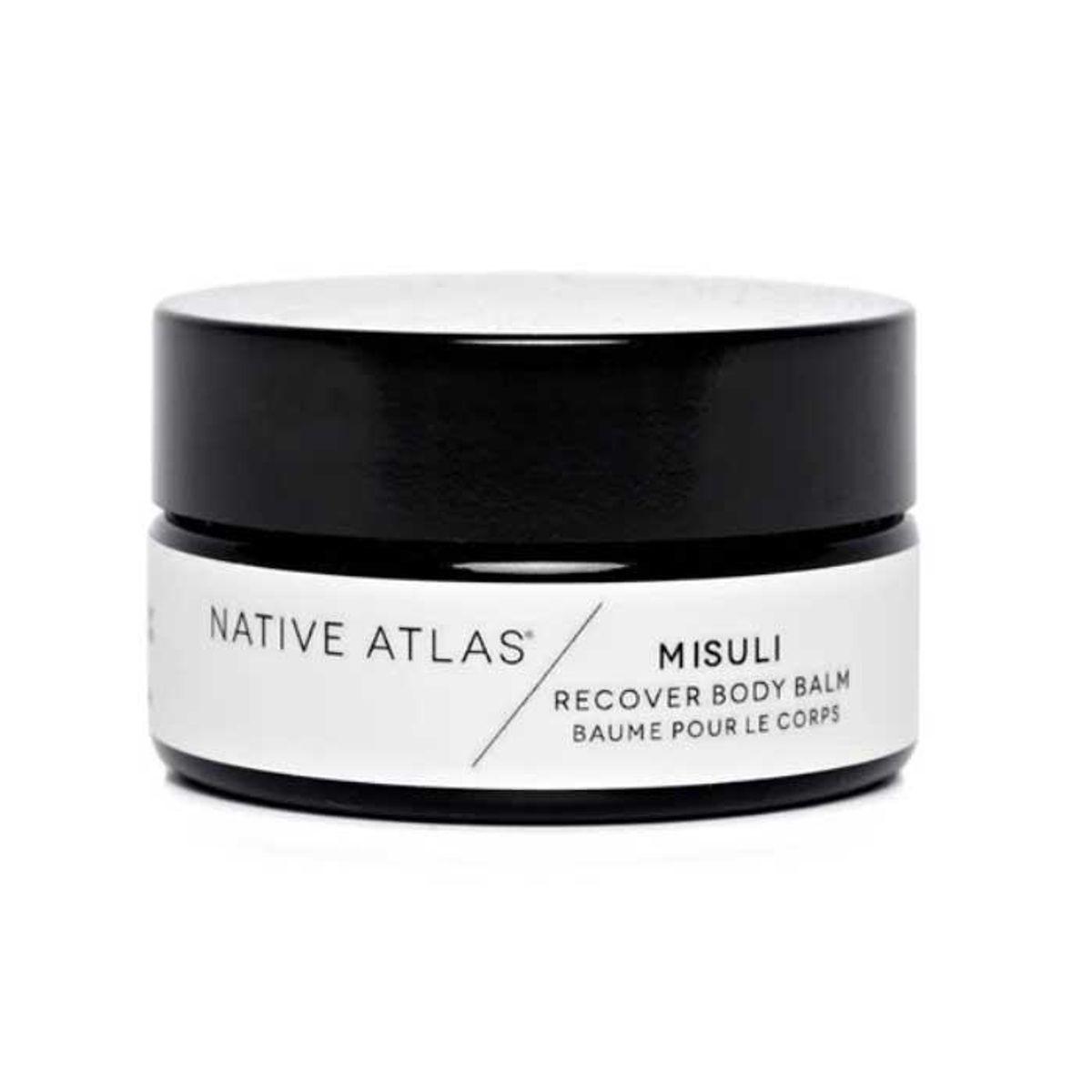 native atlas misuli recover body balm