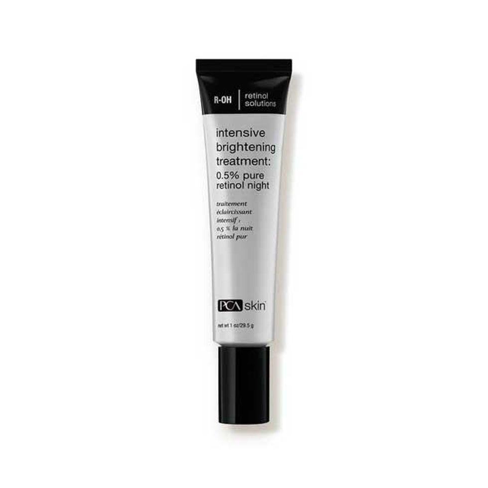 pca skin intensive brightening treatment 0.5 percent pure retinol night