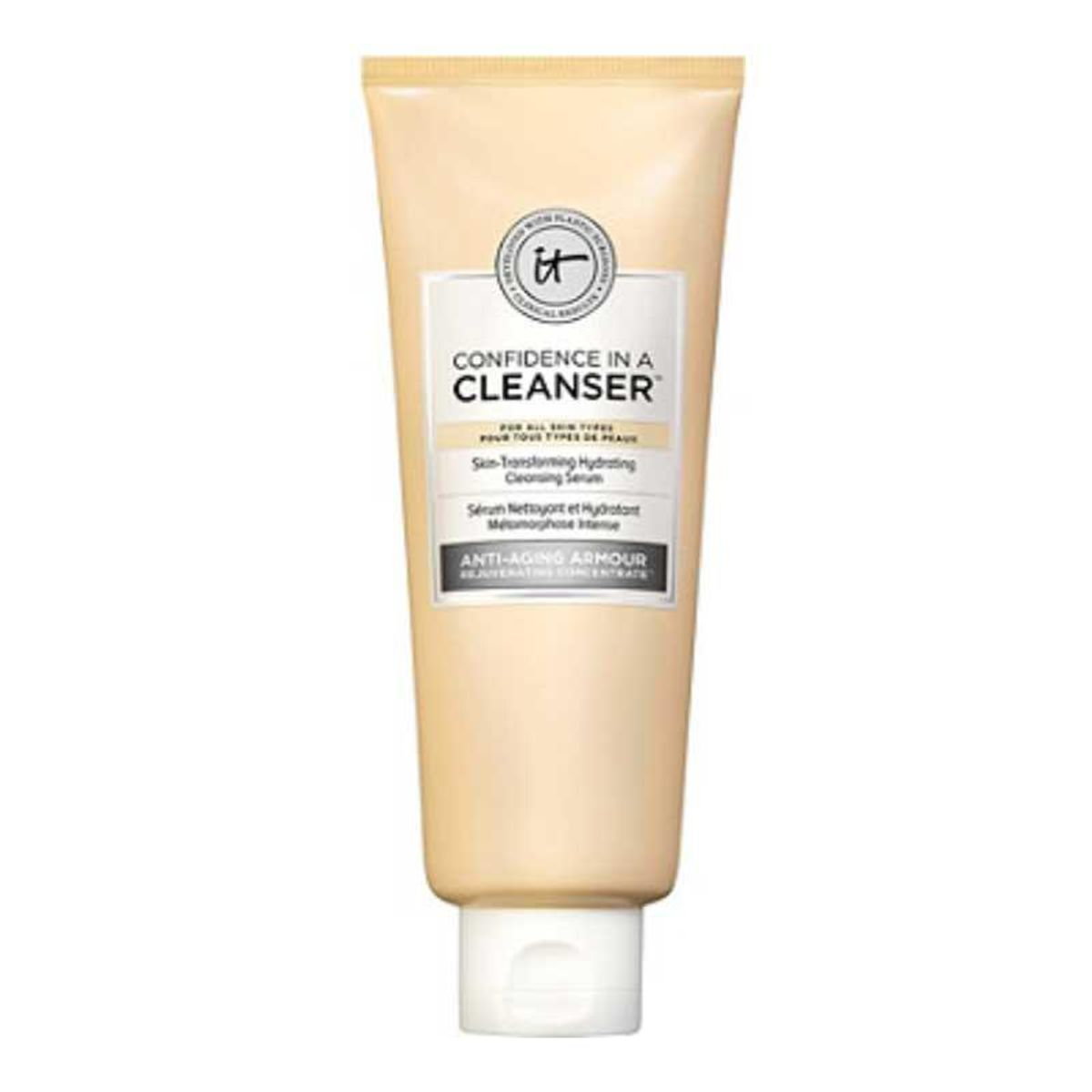 it cosmetics confidence in a cleanser gentle face wash