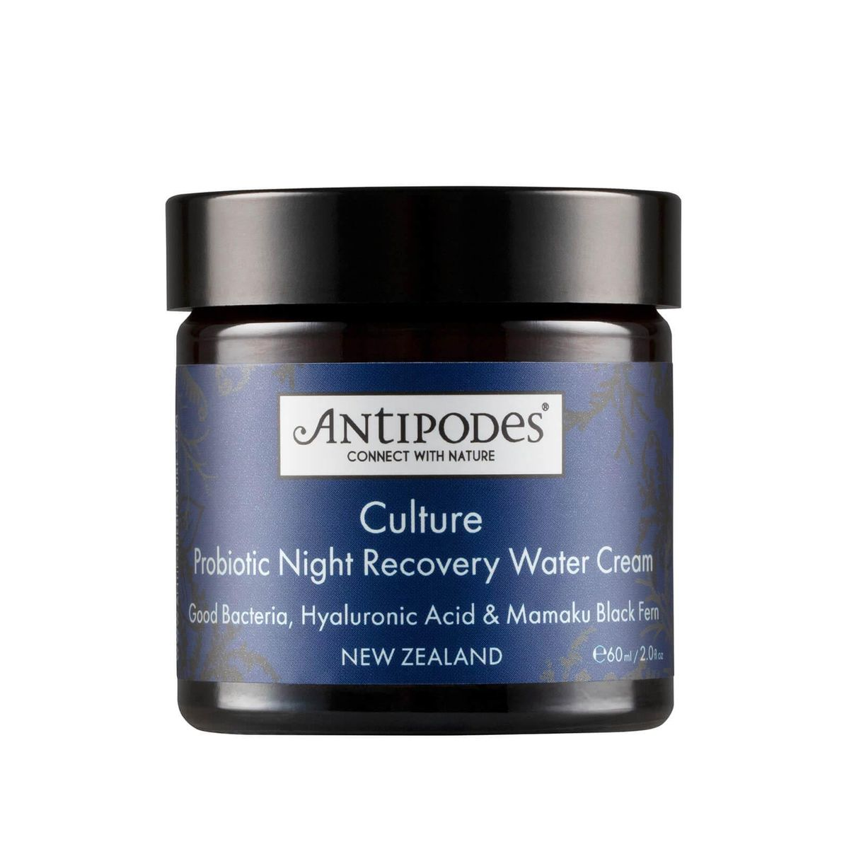 antipodes culture probiotic night recovery water cream
