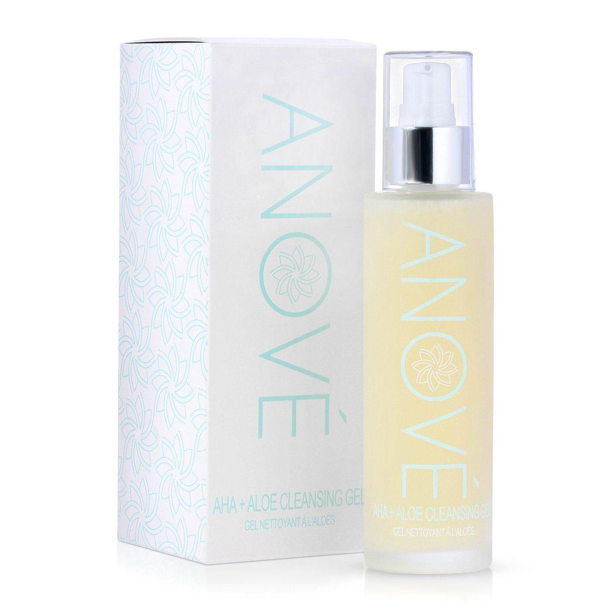 anova aha and aloe cleansing gel