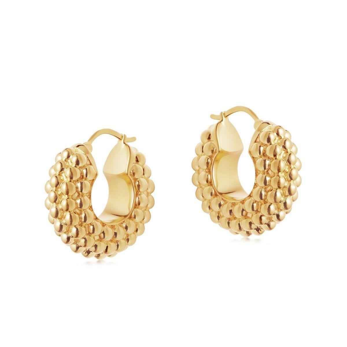 Baya Hoop Earrings