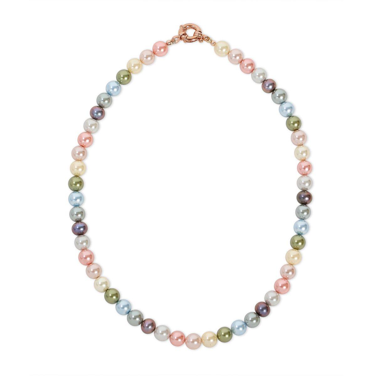 polite worldwide multi color pearls