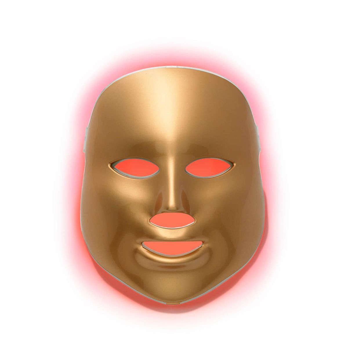 mz skin light therapy golden facial treatment device