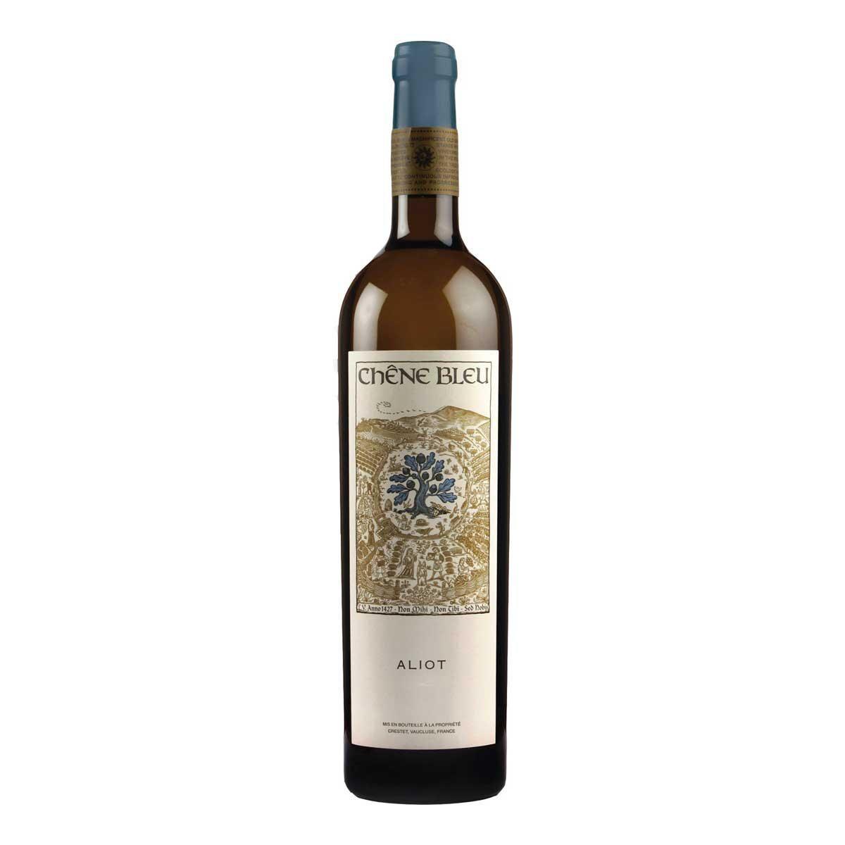 chene bleu 2015 aliot vaucluse white blend