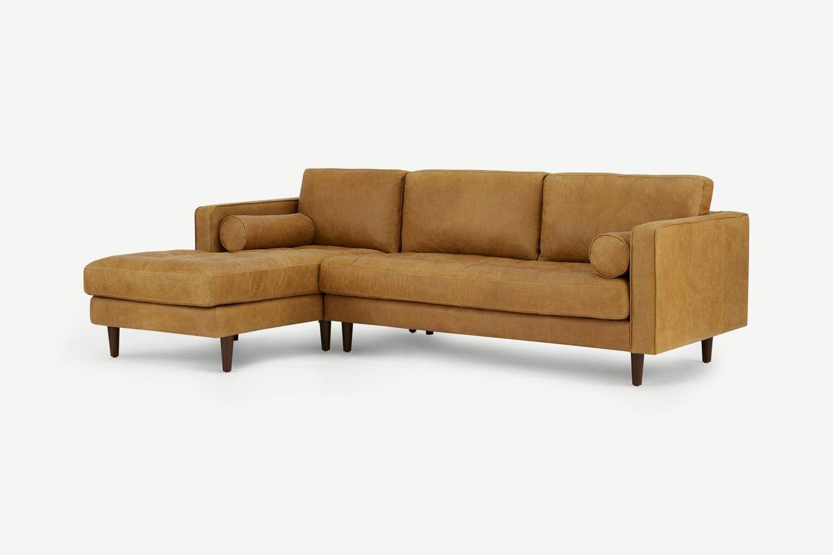 made scott sofa