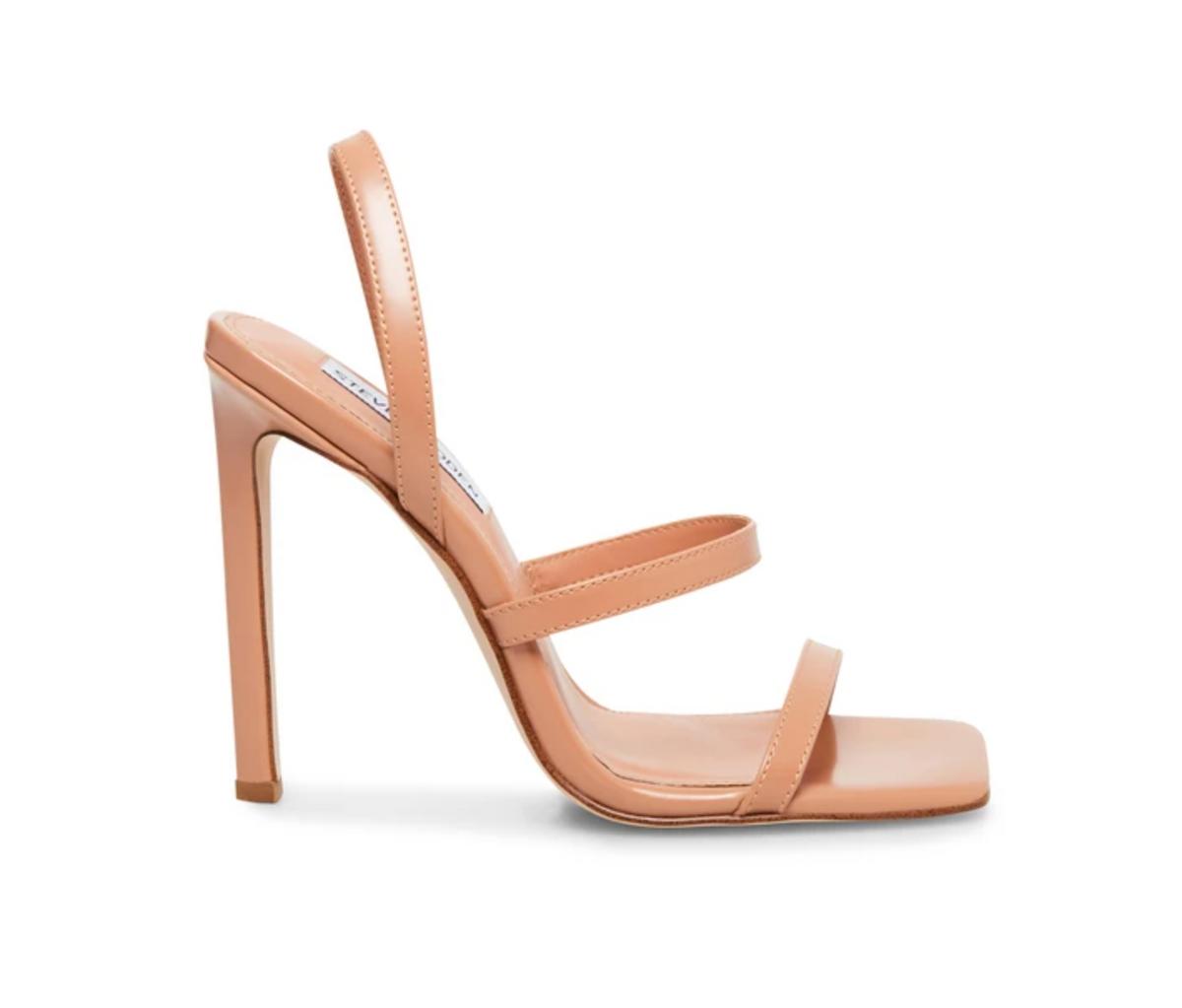 steve madden grade dark blush patent heels