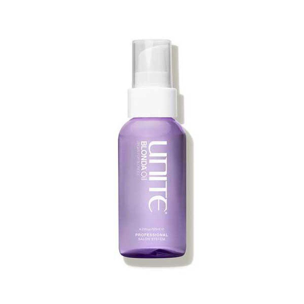 unite hair blonda oil