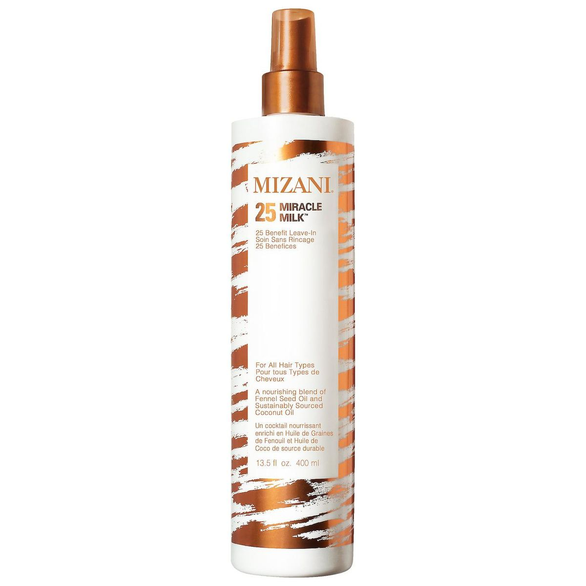 mizani 25 miracle milk leave in conditioner