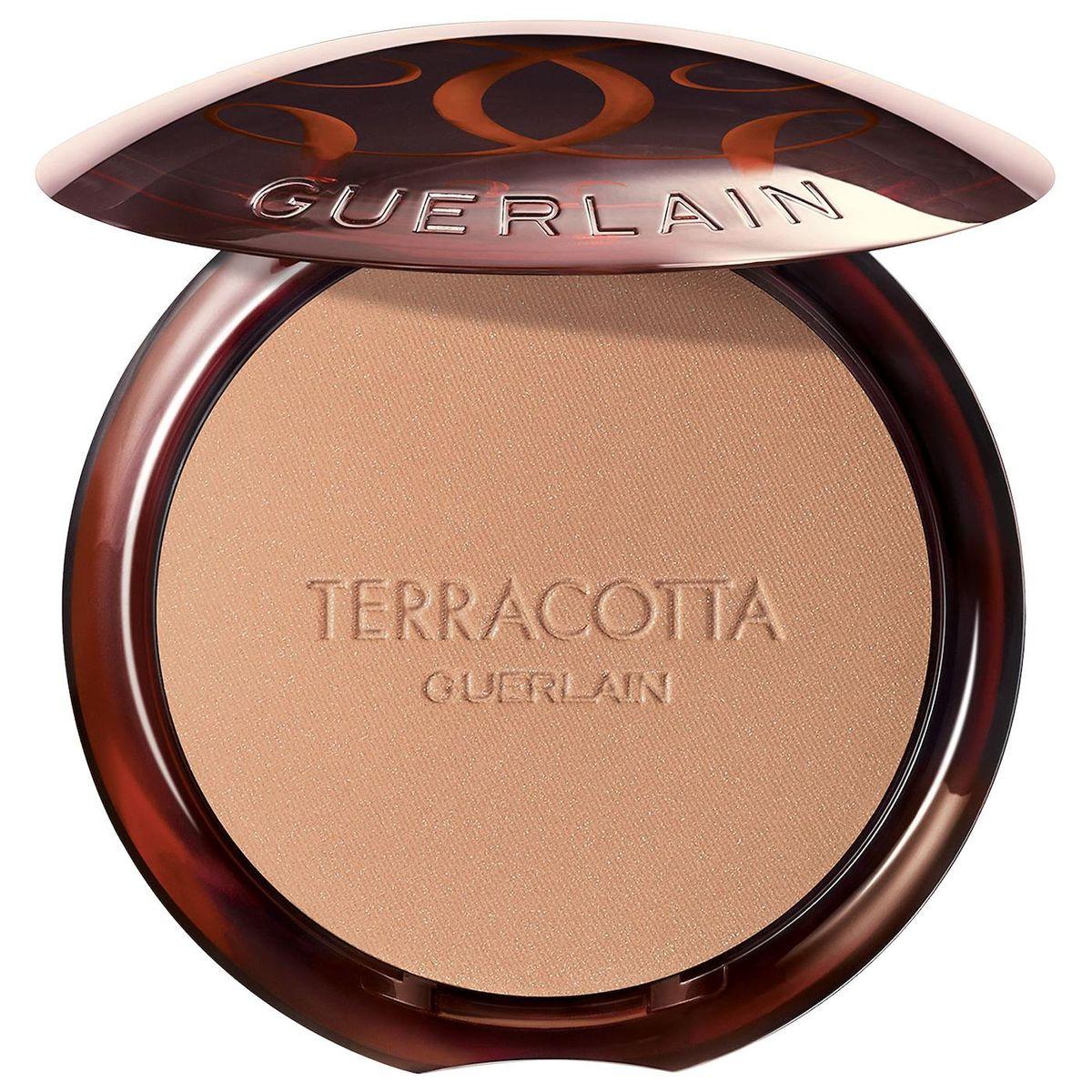 guerlain terracotta sunkissed natural finish bronzing powder