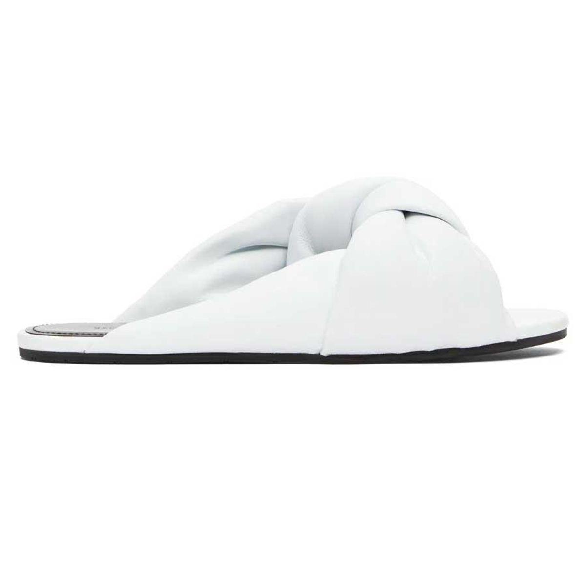 balenciaga drapy sandals