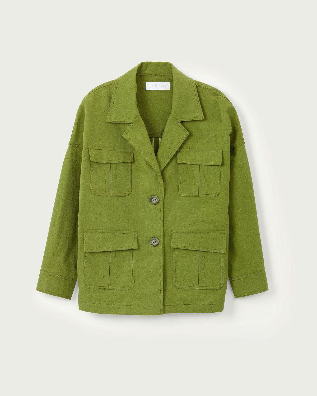 ellie mae studios kensington utility jacket