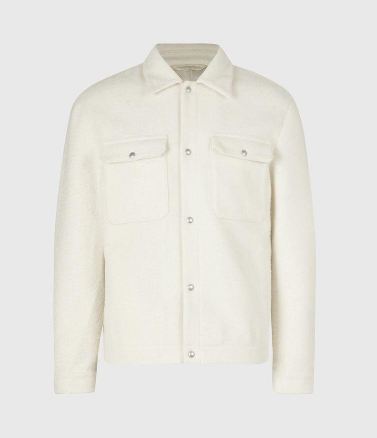 allsaints minard jacket