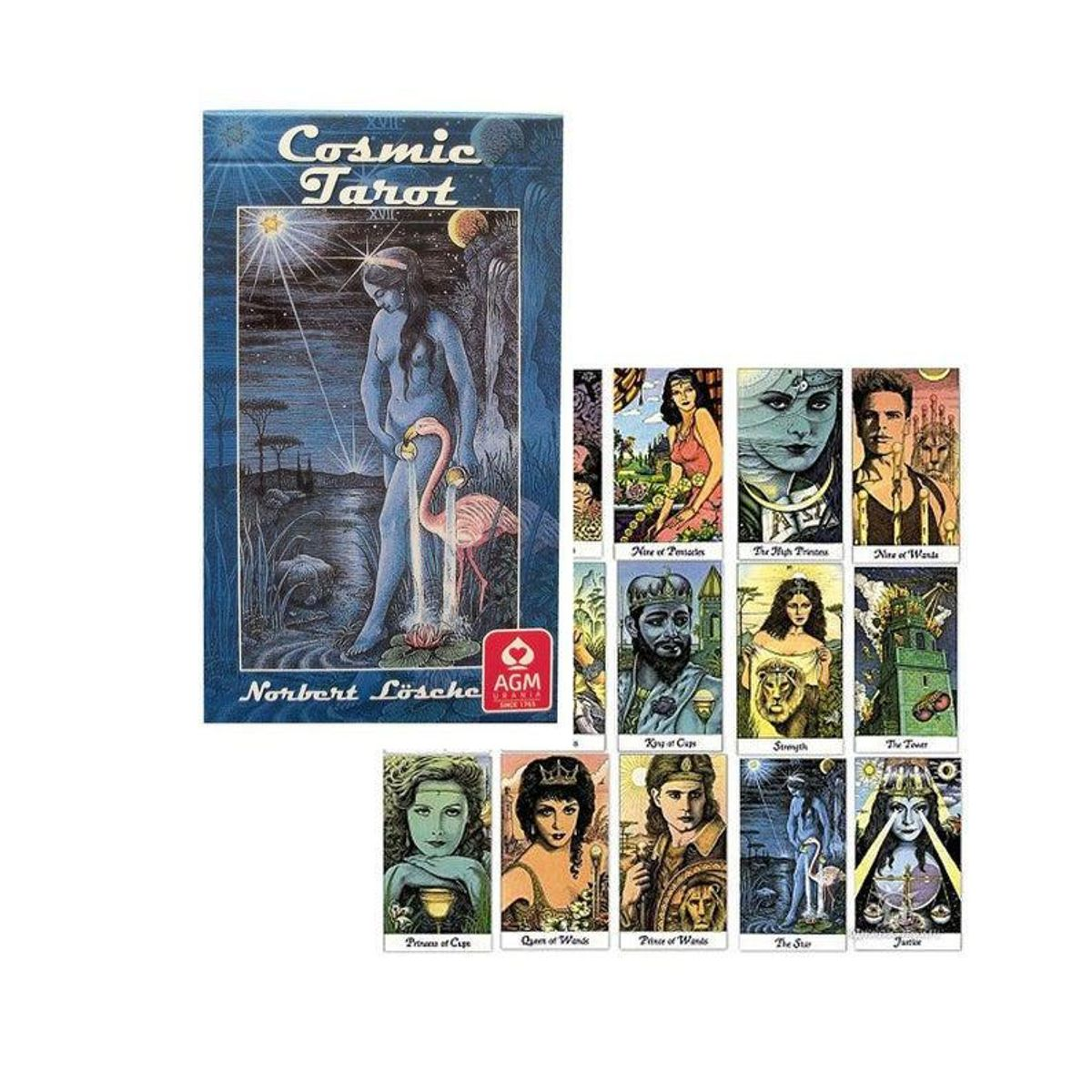 Cosmic Tarot Deck - Coveteur: Inside Closets, Fashion, Beauty, Health, and Travel