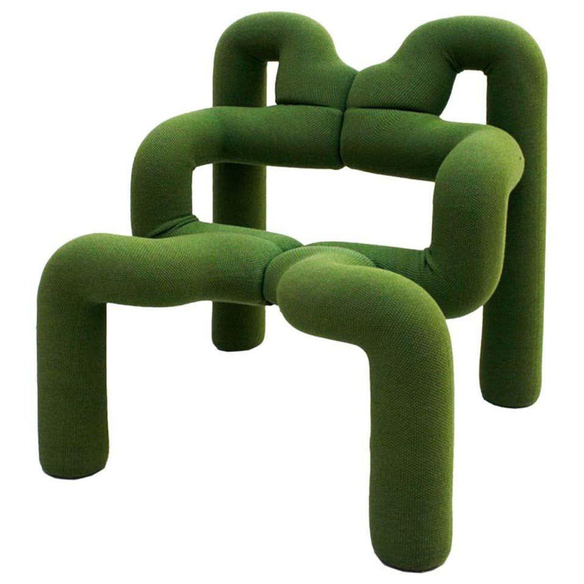 terje ekstrom contemporary mod ekstrem armchair