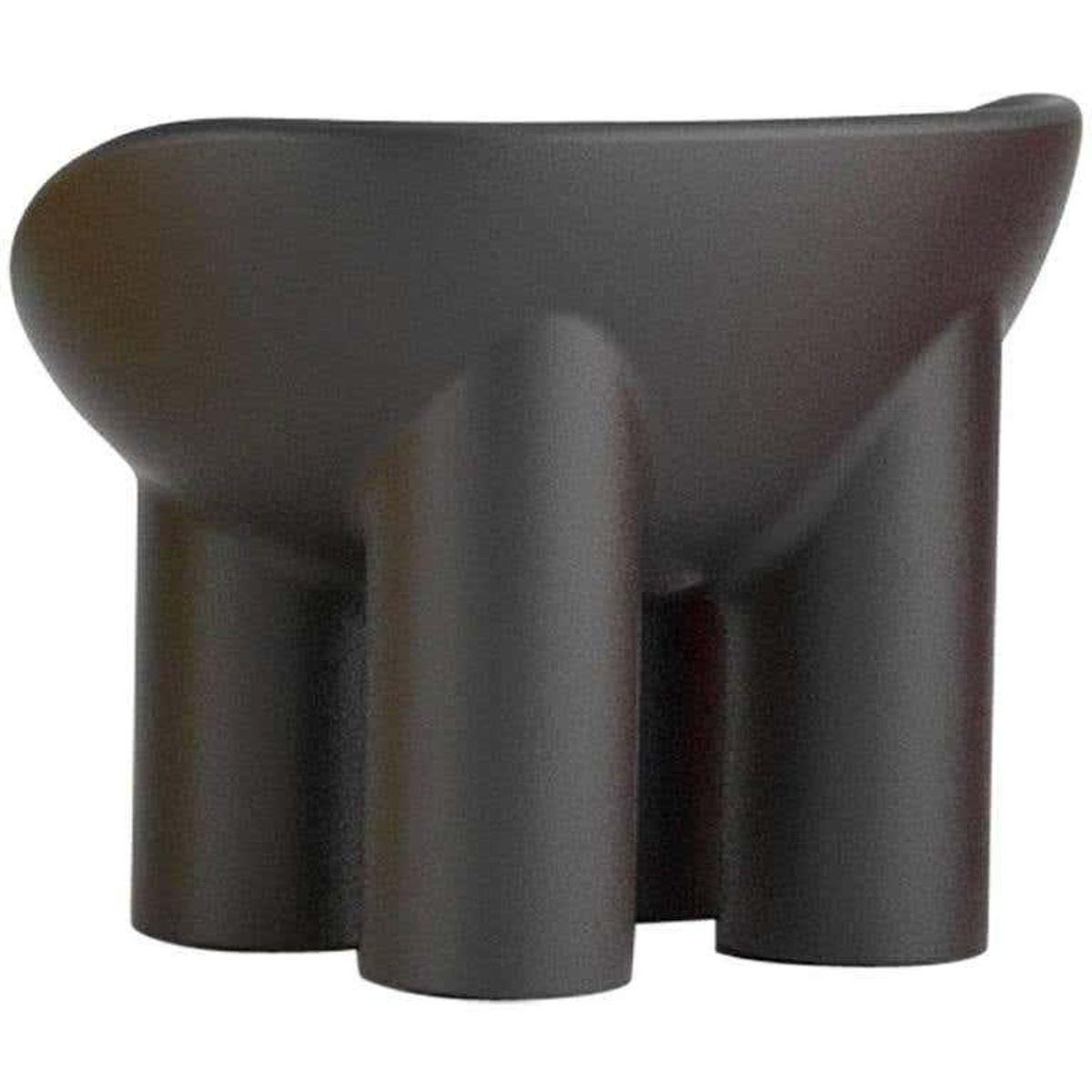 faye toogood roly poly polyethylene armchair