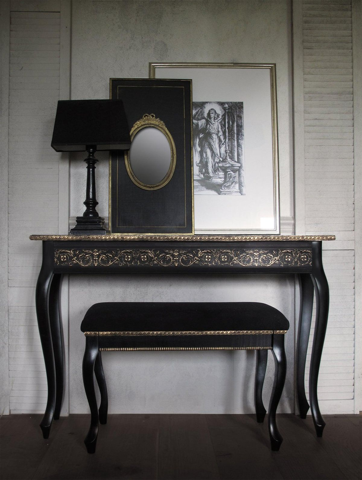 shabby chic tables console table