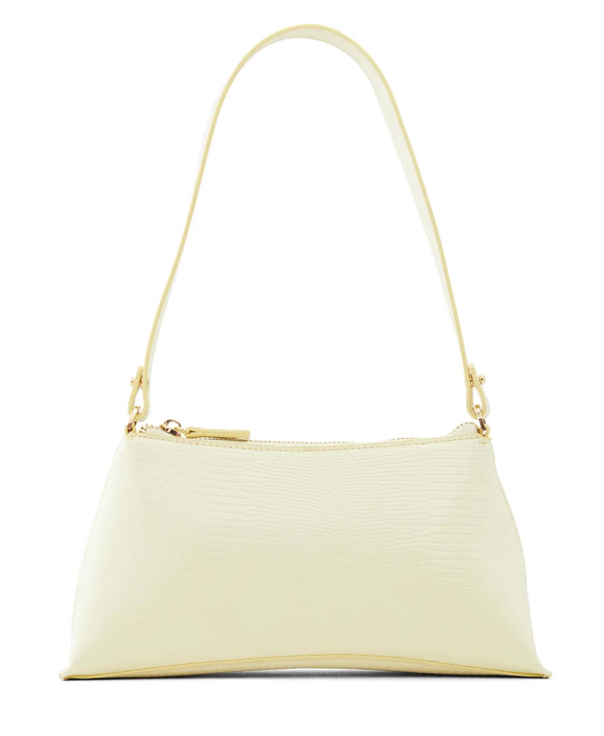 Selene Faux Leather Shoulder Bag