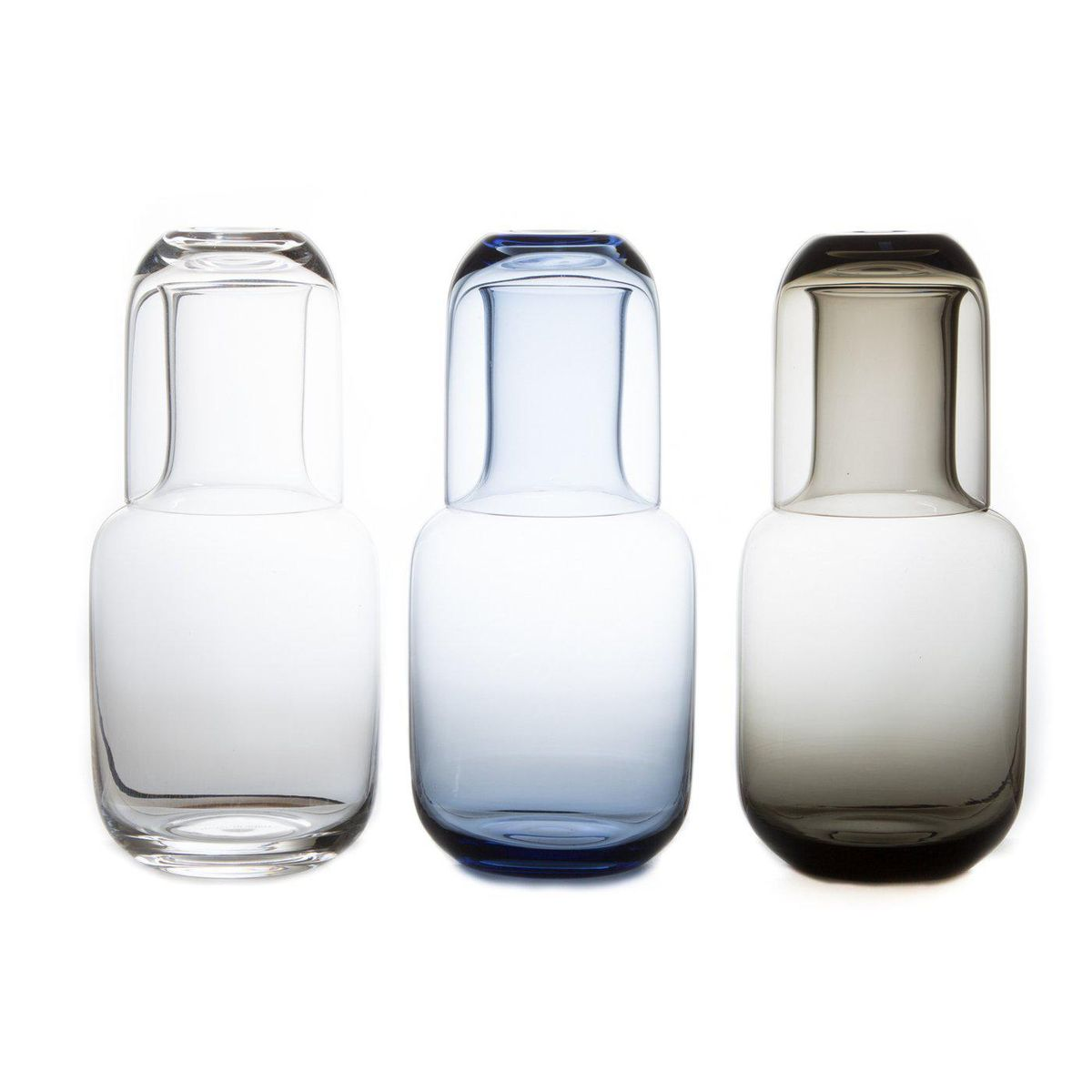 toyo sasaki glass night carafe set