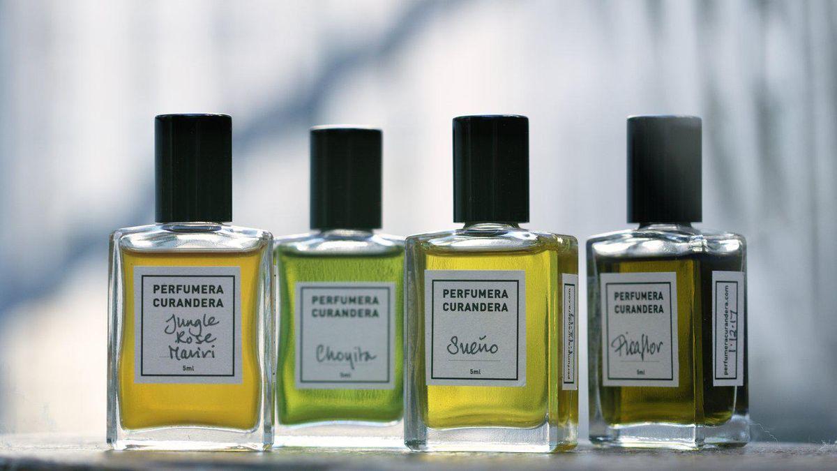 perfumera curandera healing perfumes