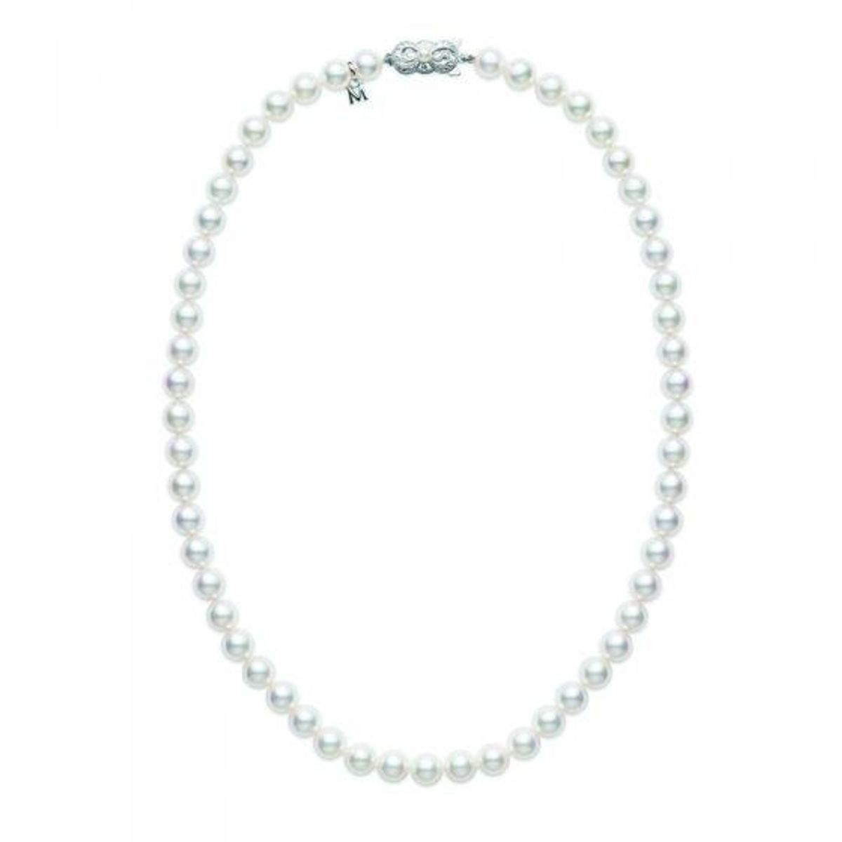 """16"""" Akoya Cultured Pearl Strand Necklace"""