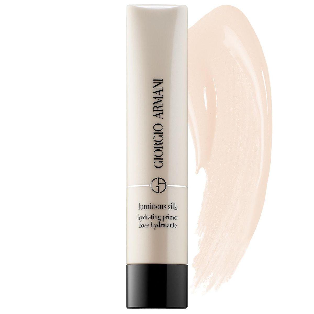 armani beauty luminous silk hydrating makeup primer