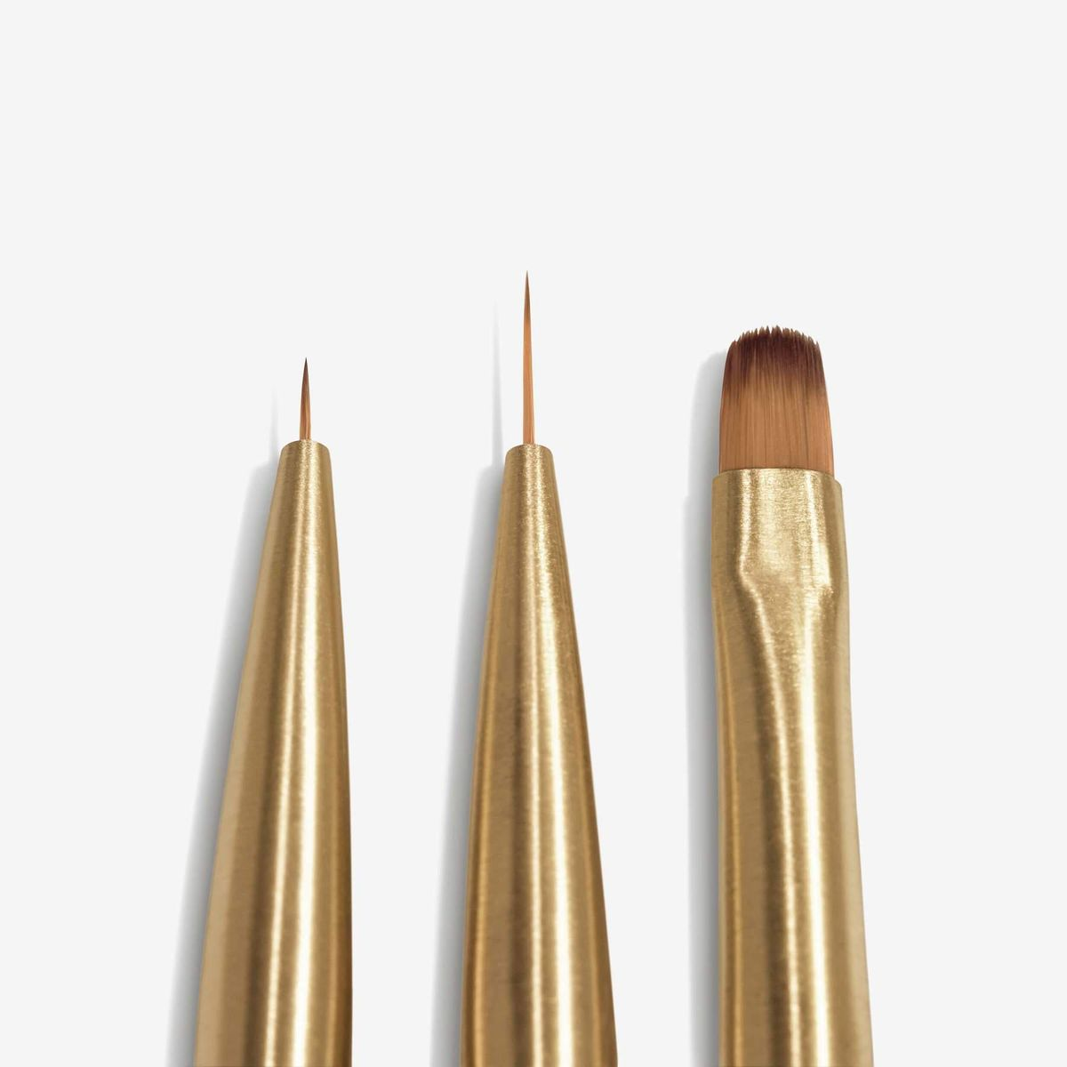 doublemoss arte primero brush set