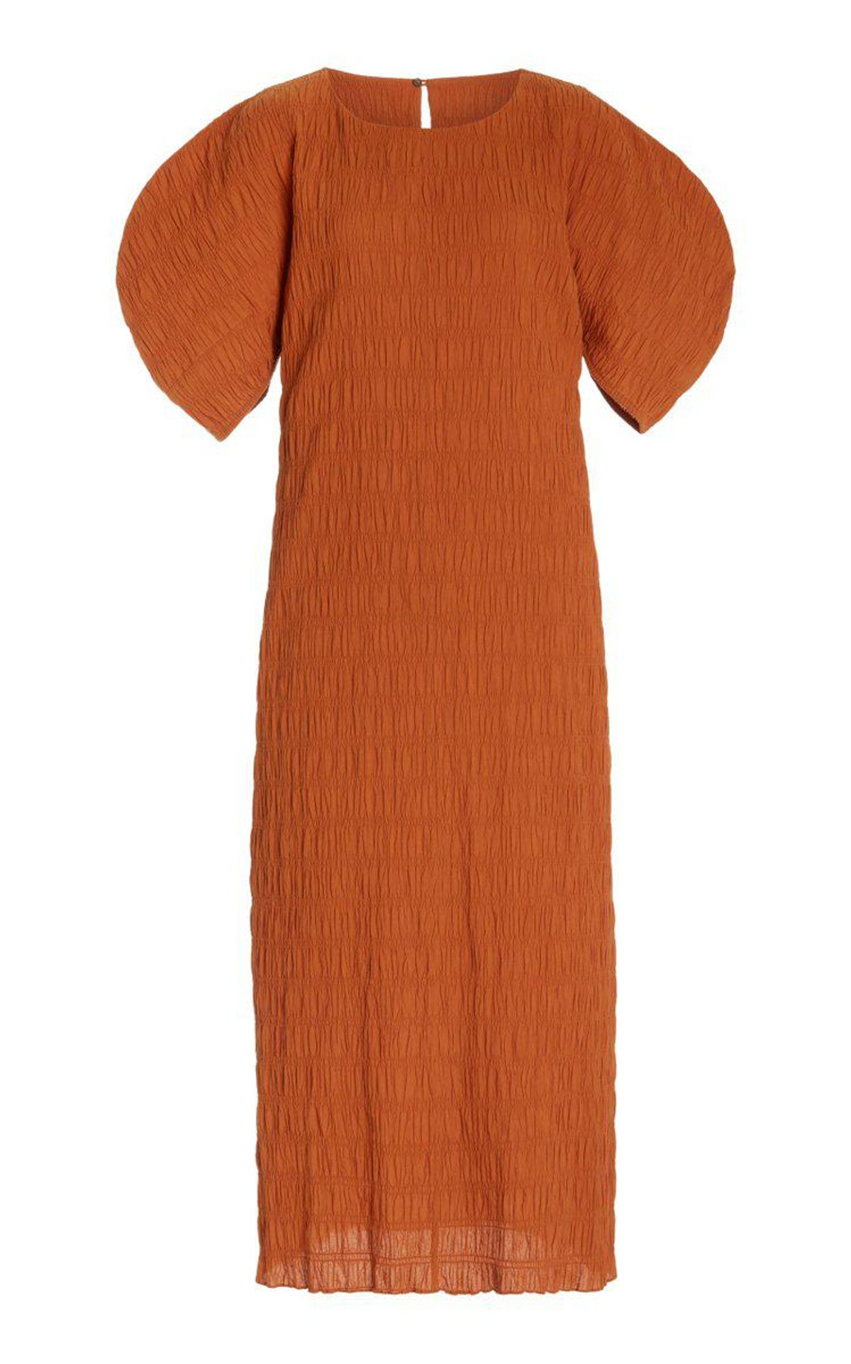 Aranza Organic Cotton Midi Dress