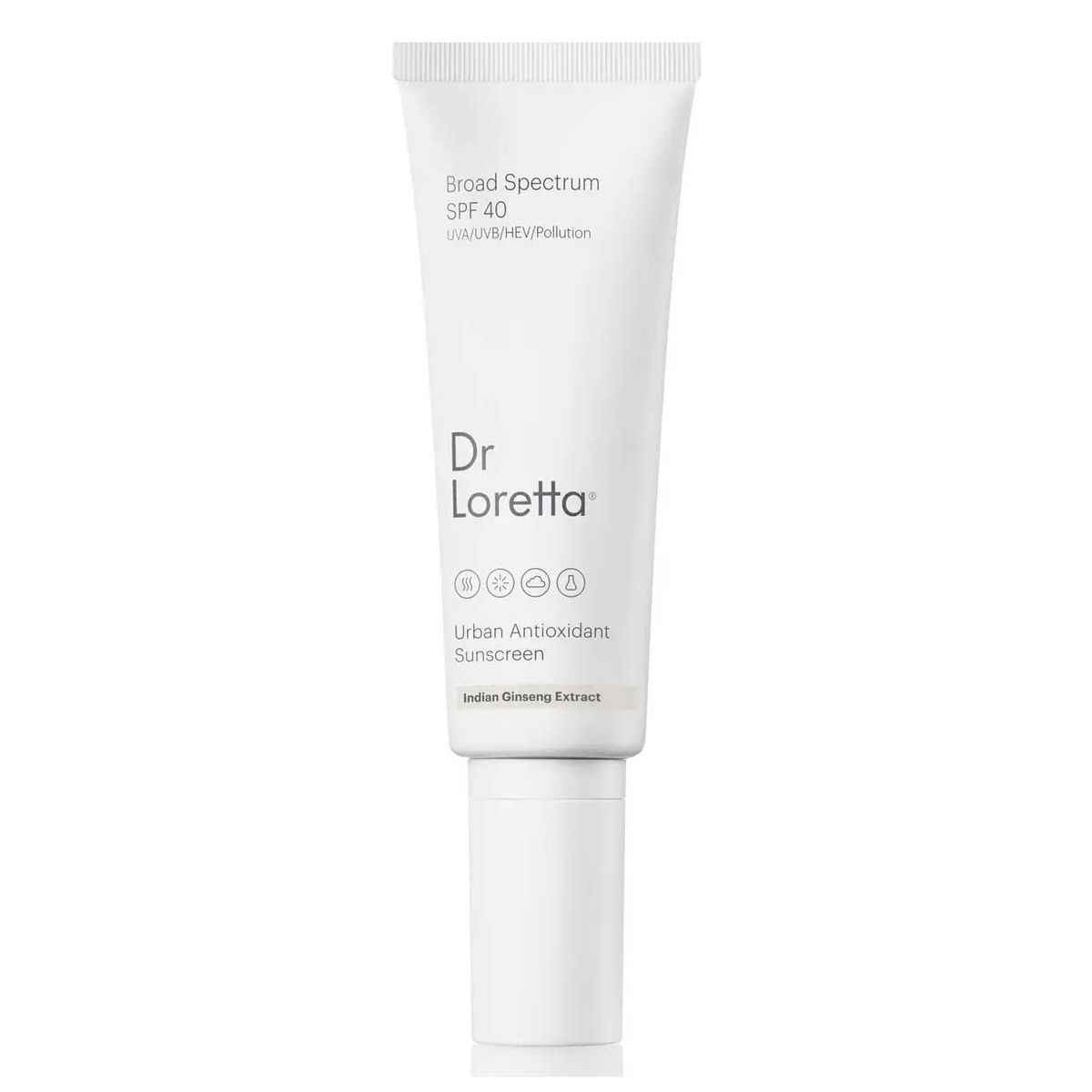 dr. loretta urban antioxidant sunscreen spf 40