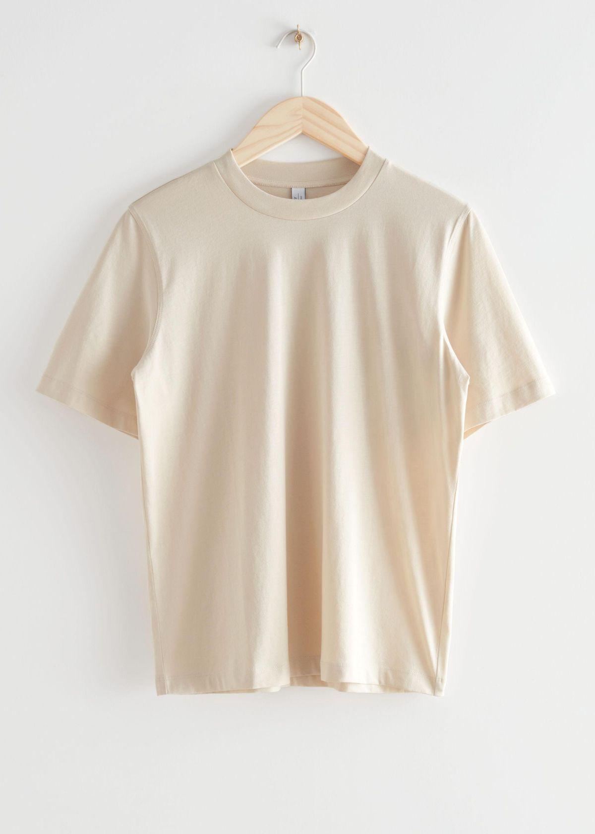 Boxy Organic Cotton T-Shirt
