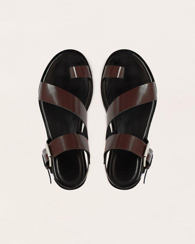 essen the city sandal