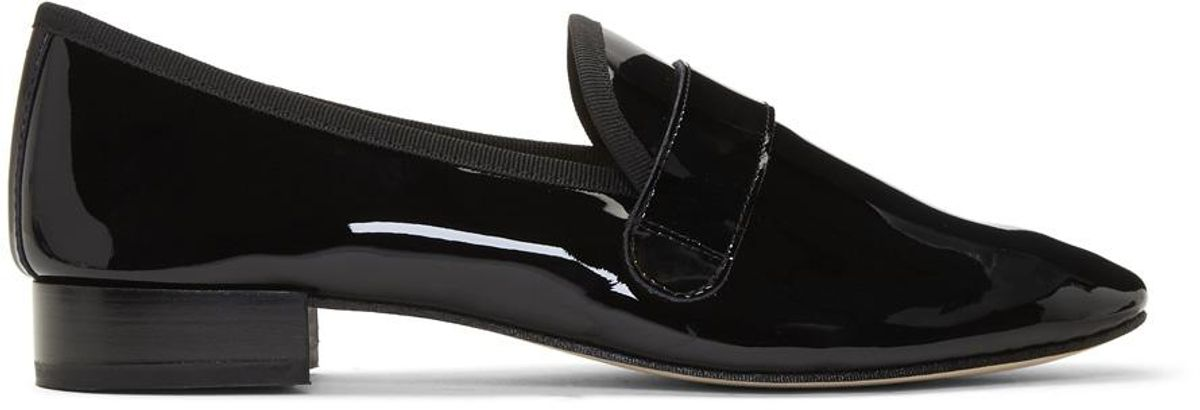 Black Michael Loafer