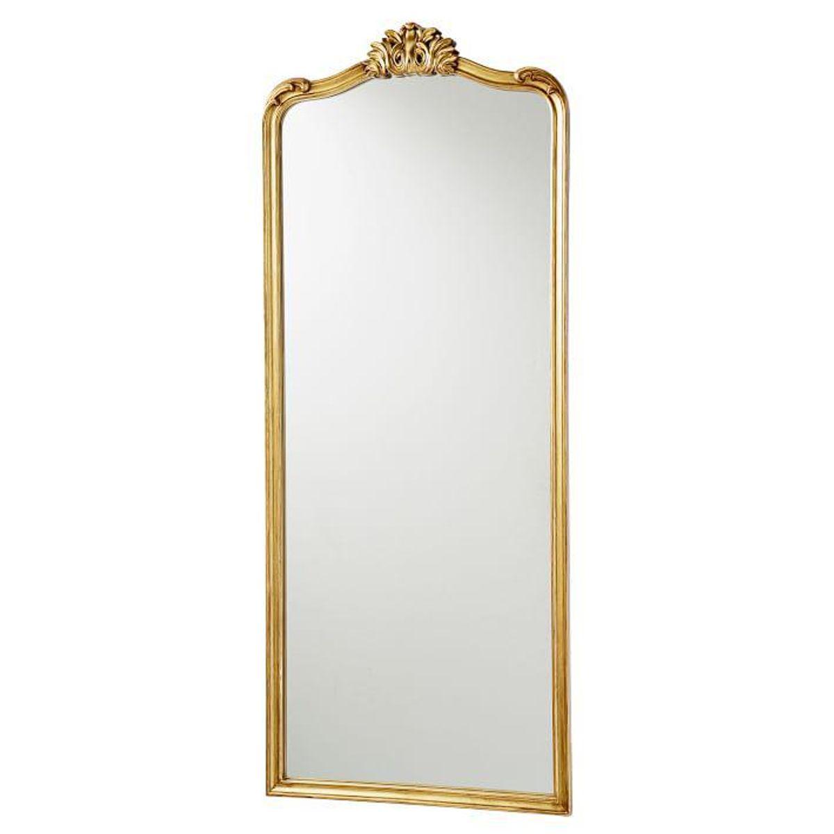 Ornate Filigree Mirror, 24 x 60