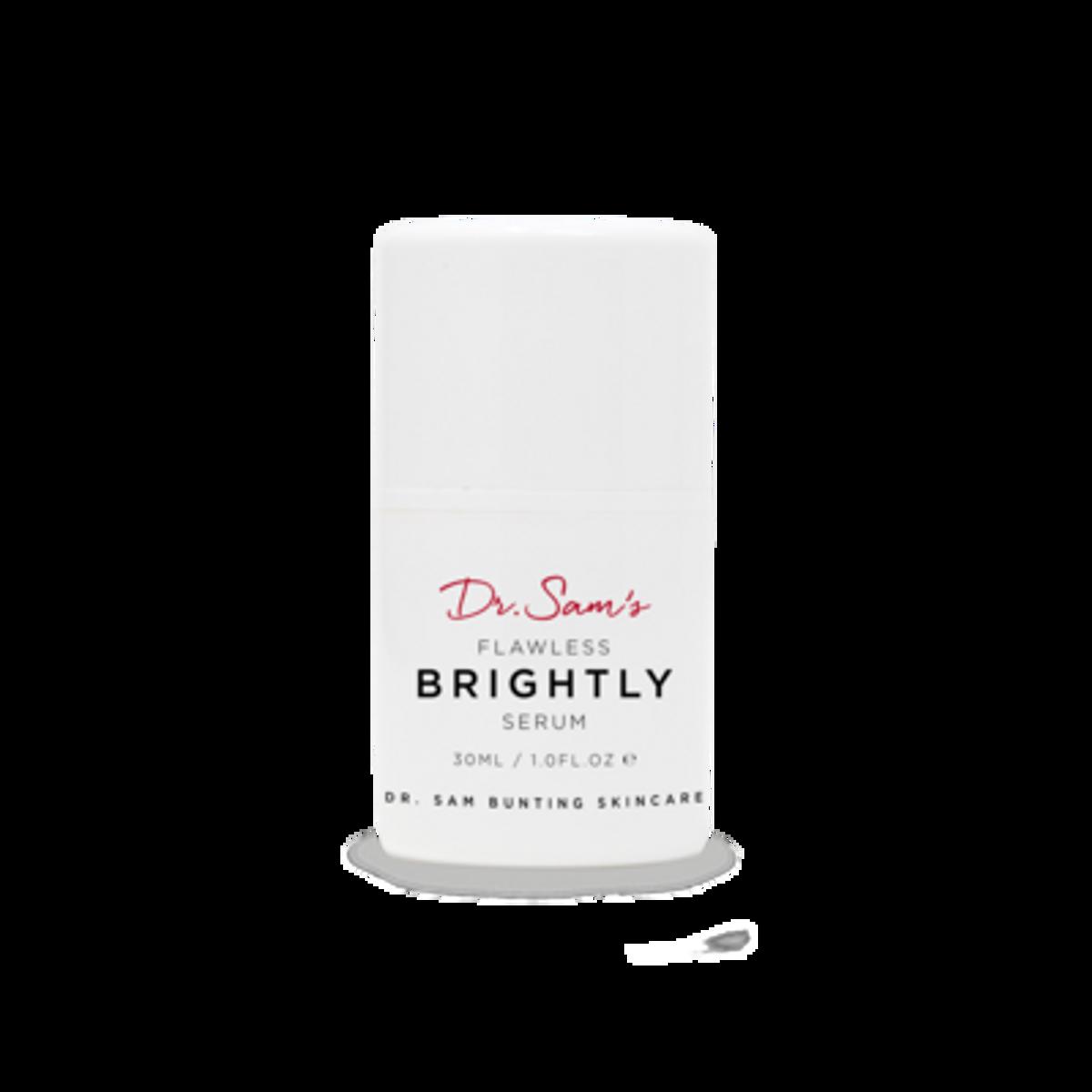dr sams flawless brightly serum