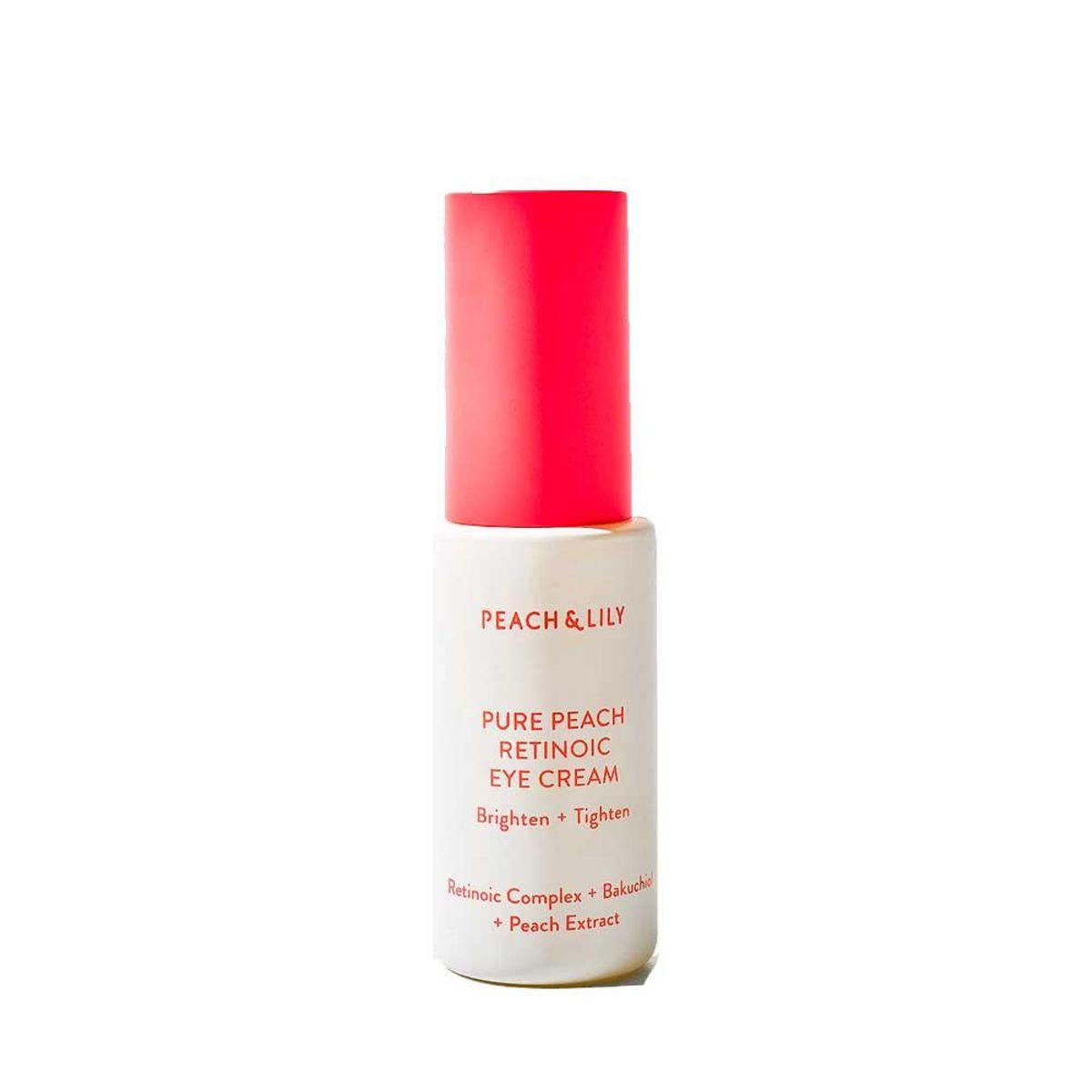 peach and lilly pure peach retionic eye cream