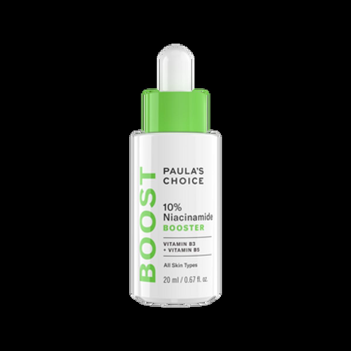 paulas choice skincare10 percent niacinamide booster
