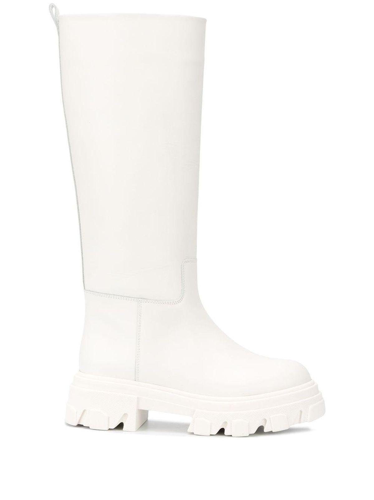 gia couture x pernille teisbaek tubular boots
