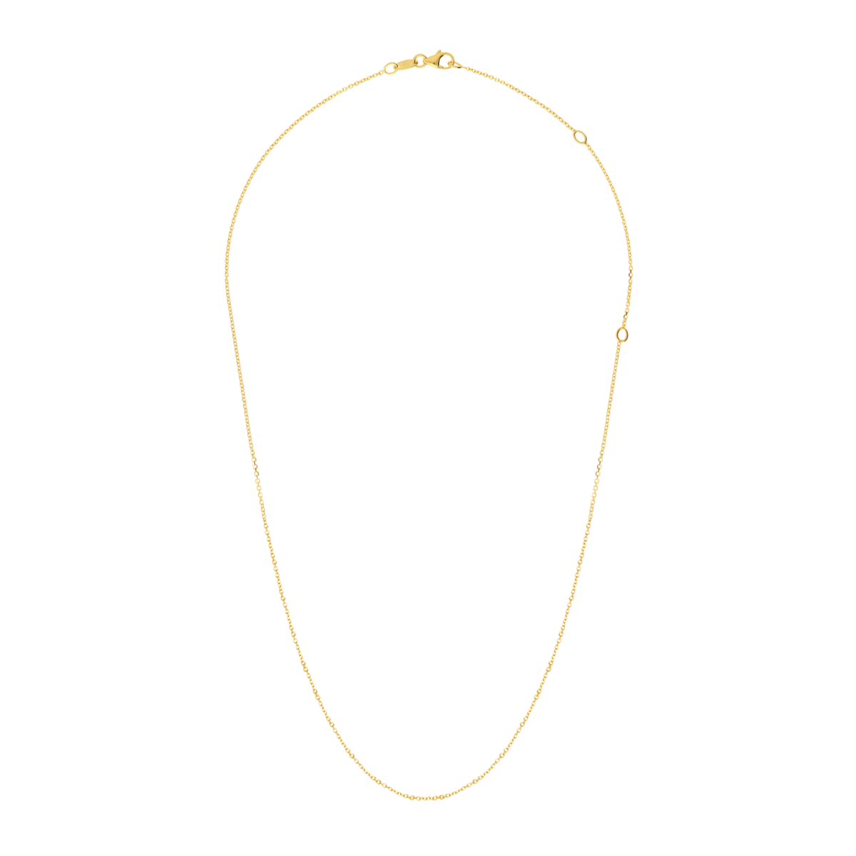 idyl solid gold chain