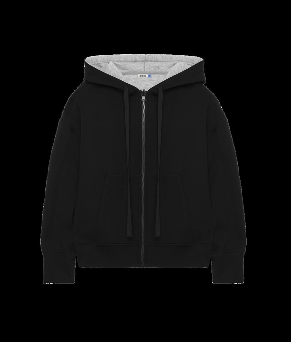 ansea reversible hoodie