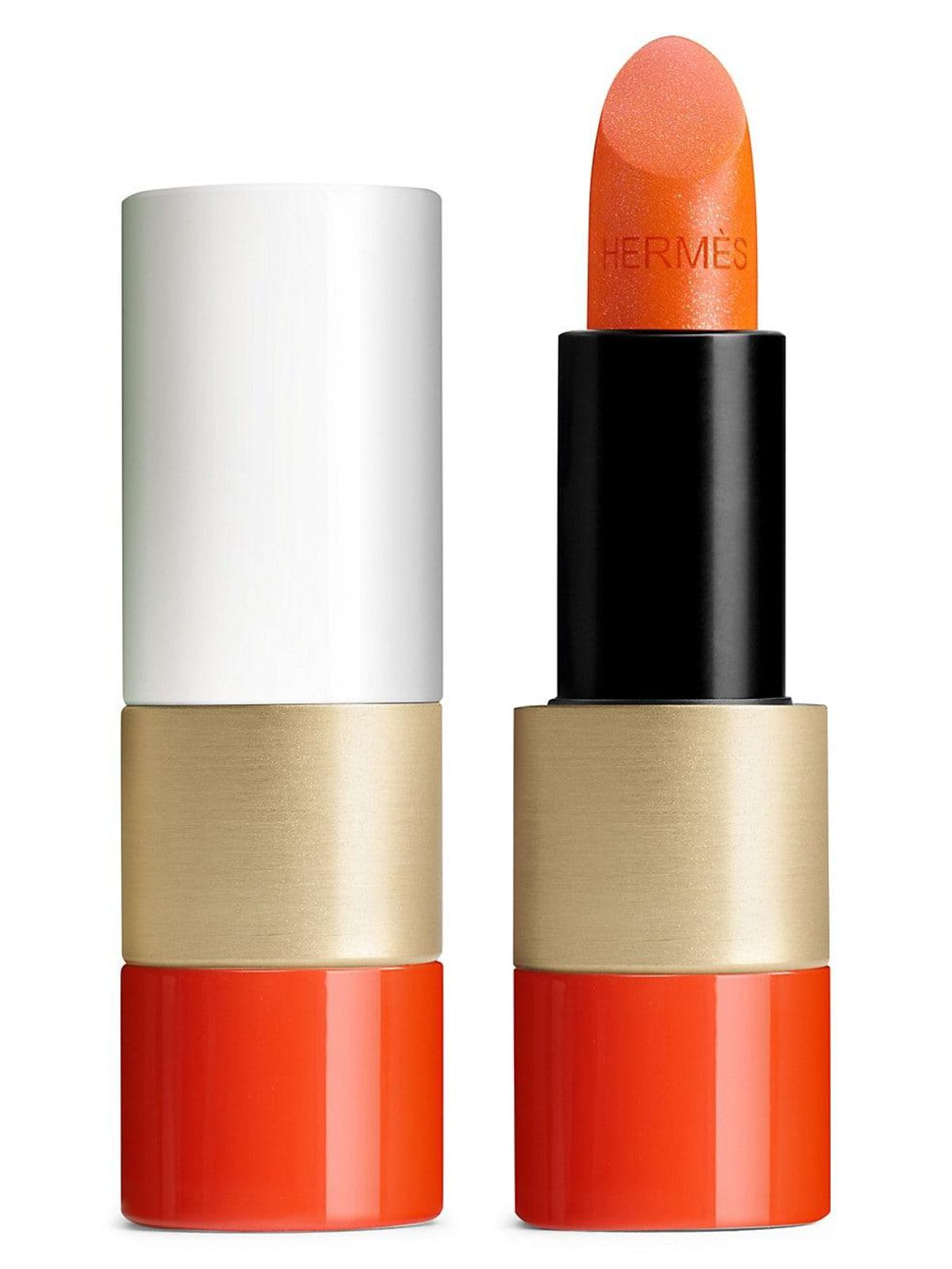 Rouge Hermès Poppy Lip Shine