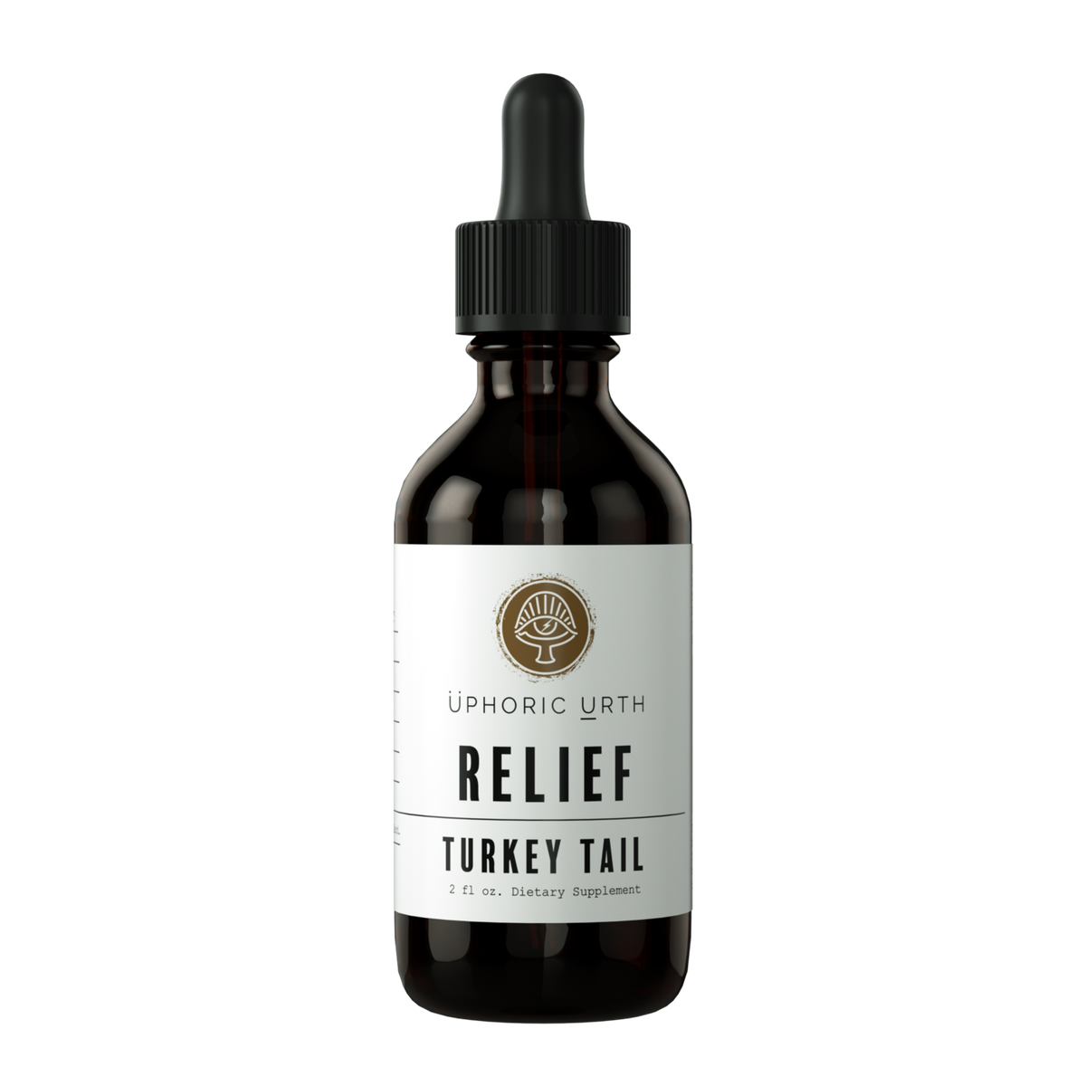 uphoric urth relief turkey tail double extracted tincture