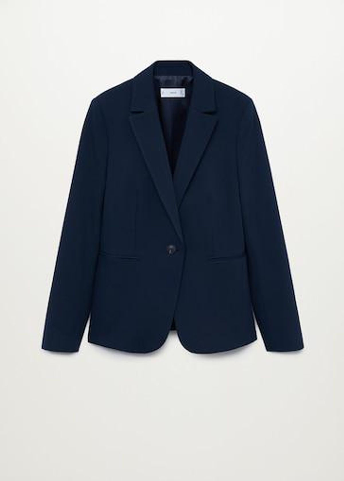 Fitted Essential Blazer