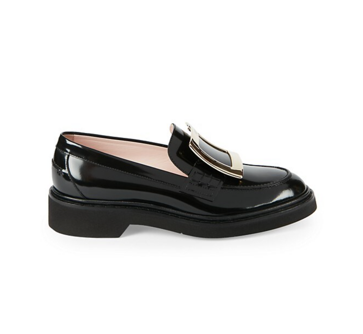 Viv Rangers Patent Leather Loafers