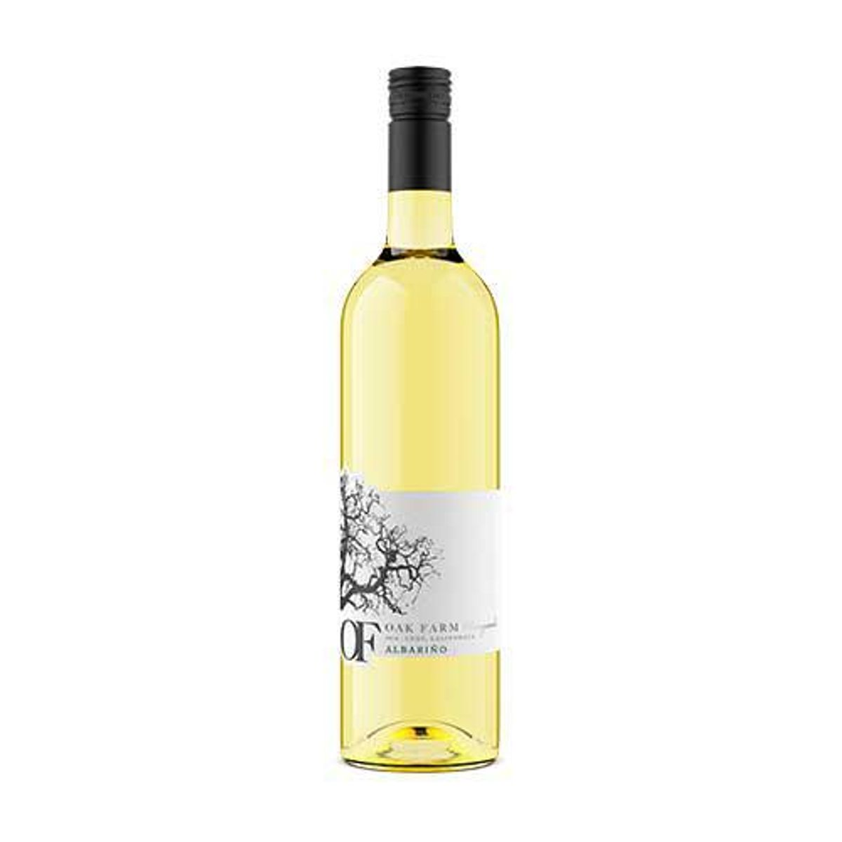 oak farm vineyards 2019 albarino